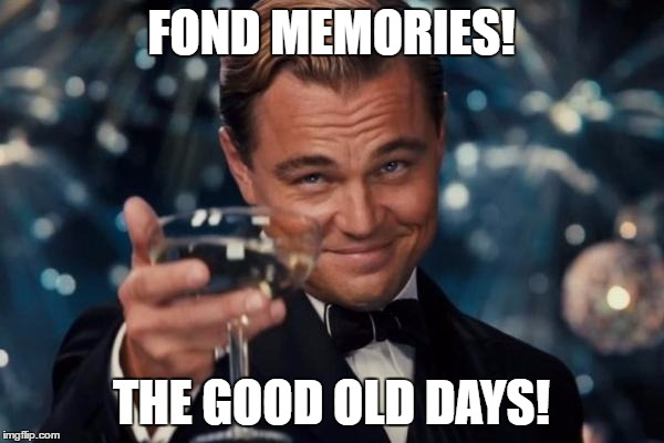 fond memories
